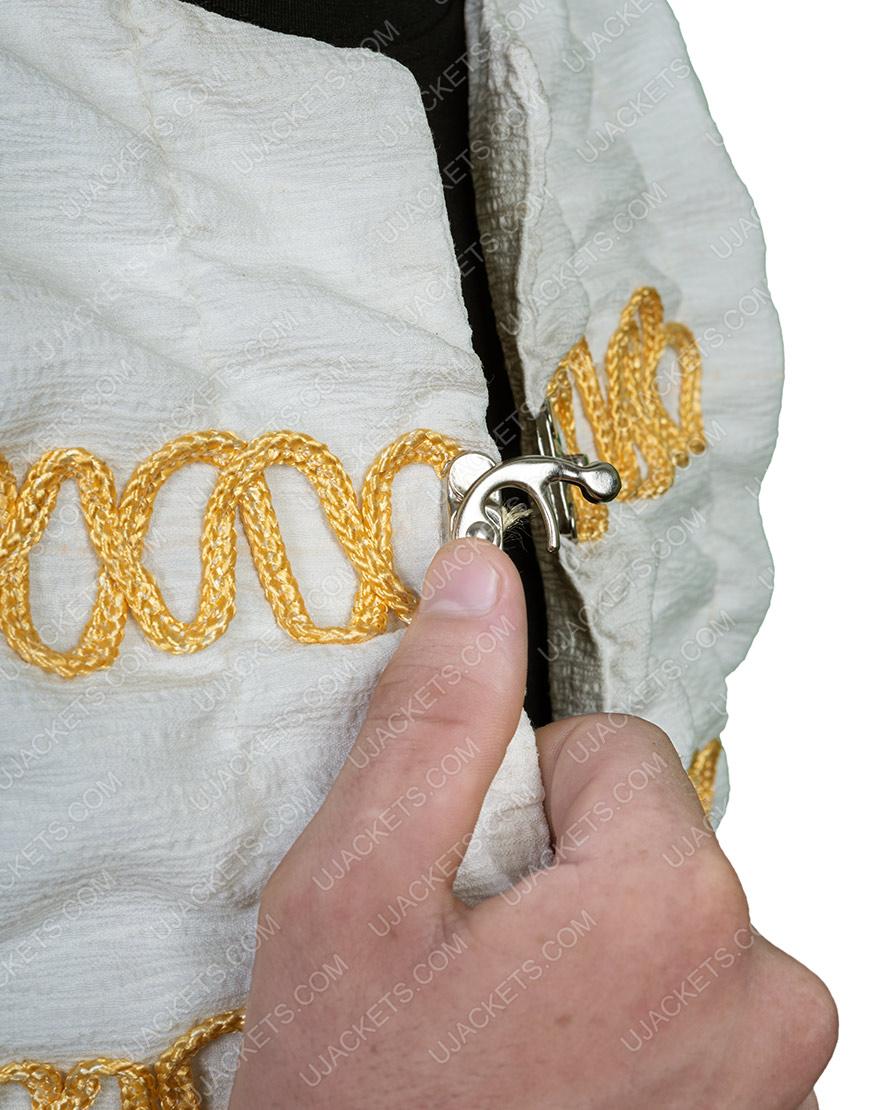 King Arthur Legends Of The Sword Ivory Jacket