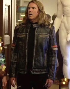 Lars Ericksson Eurovision Song Contest The Story of Fire Saga Will Ferrell Jacket