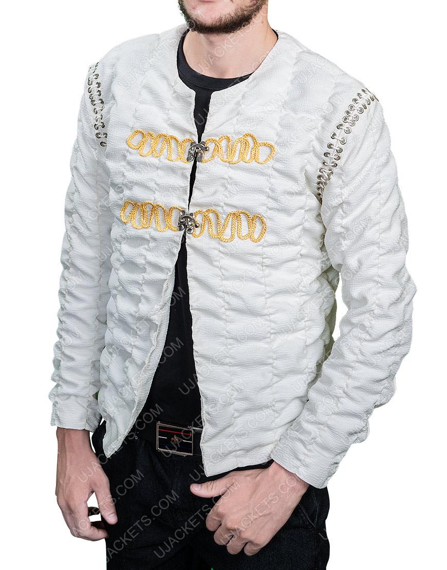 Legends Of The Sword King Arthur Charlie Hunnam Cotton Jacket