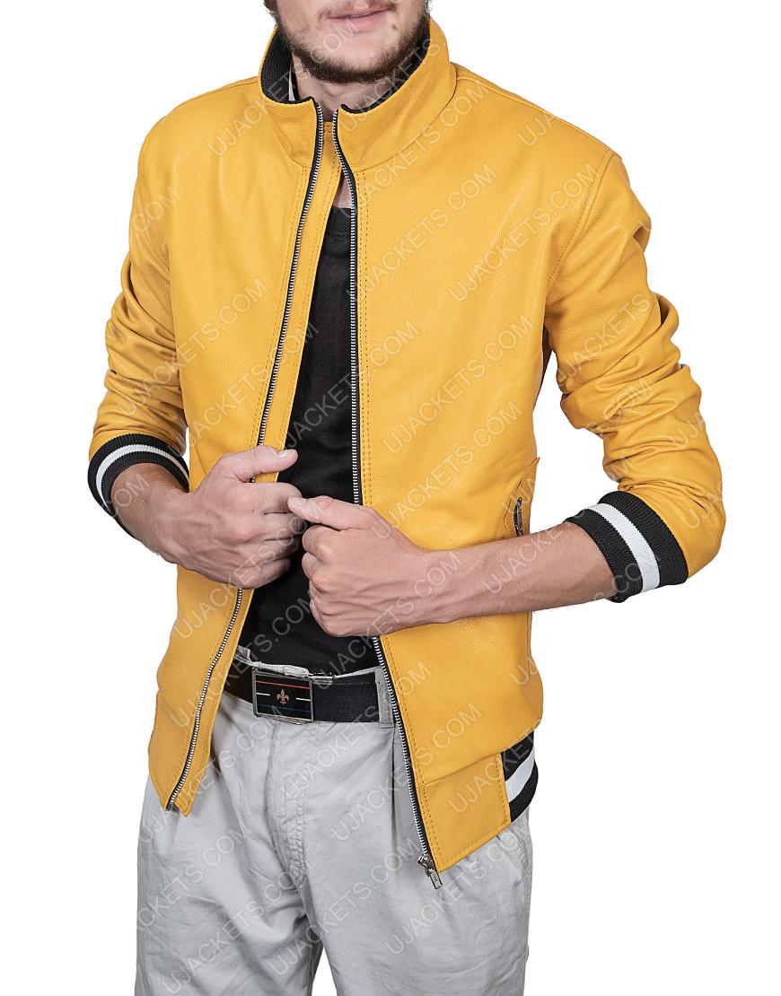 Michael Cimino Love, Victor Yellow Jacket