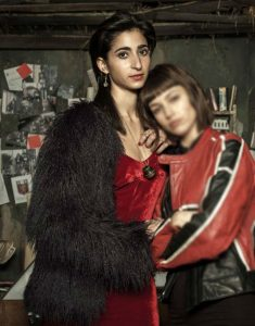Money-Heist-Nairobi-Fur-Jacket