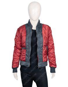 Raven Reyes The 100 Lindsey Morgan Jacket
