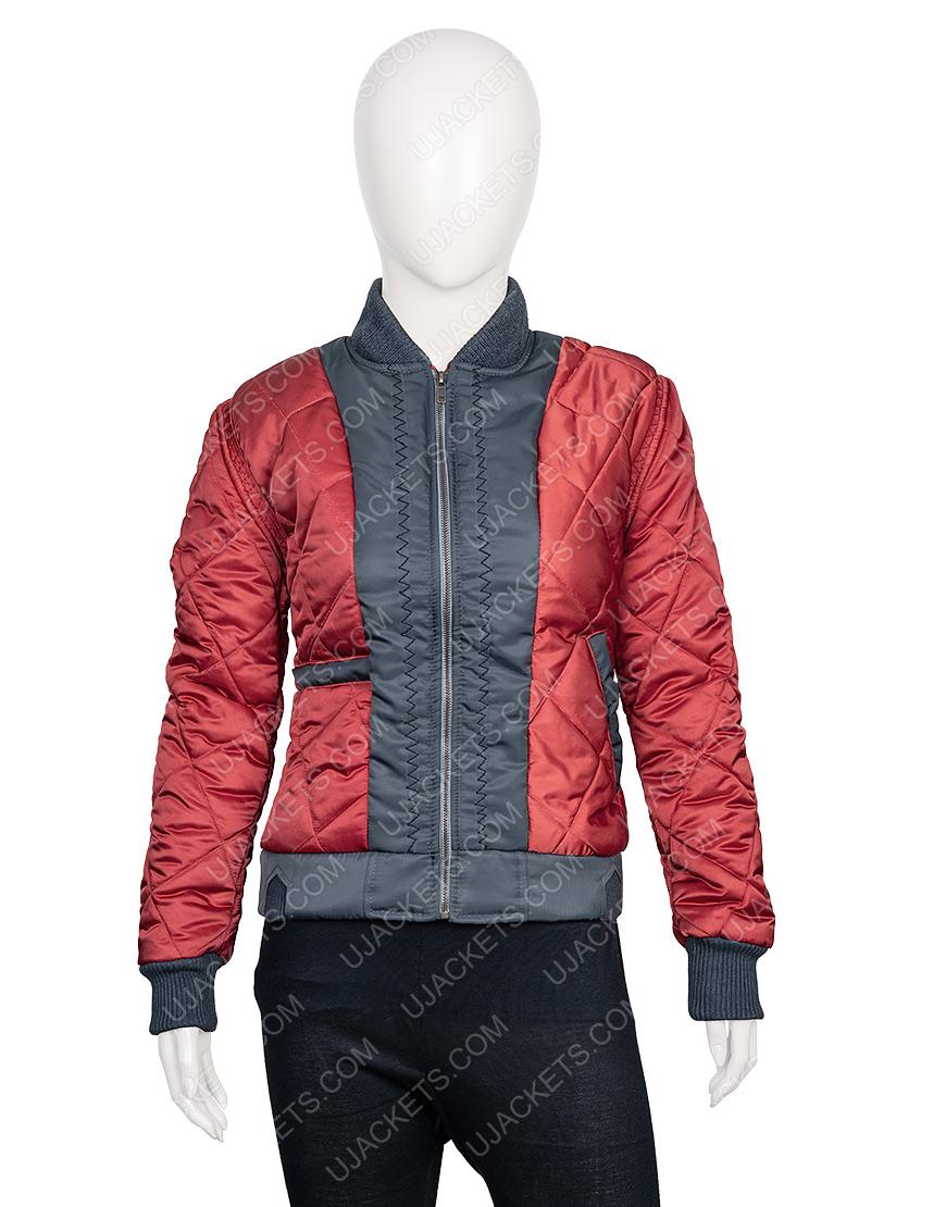 Raven Reyes The 1ac00 Lindsey Morgan Leather Jacket