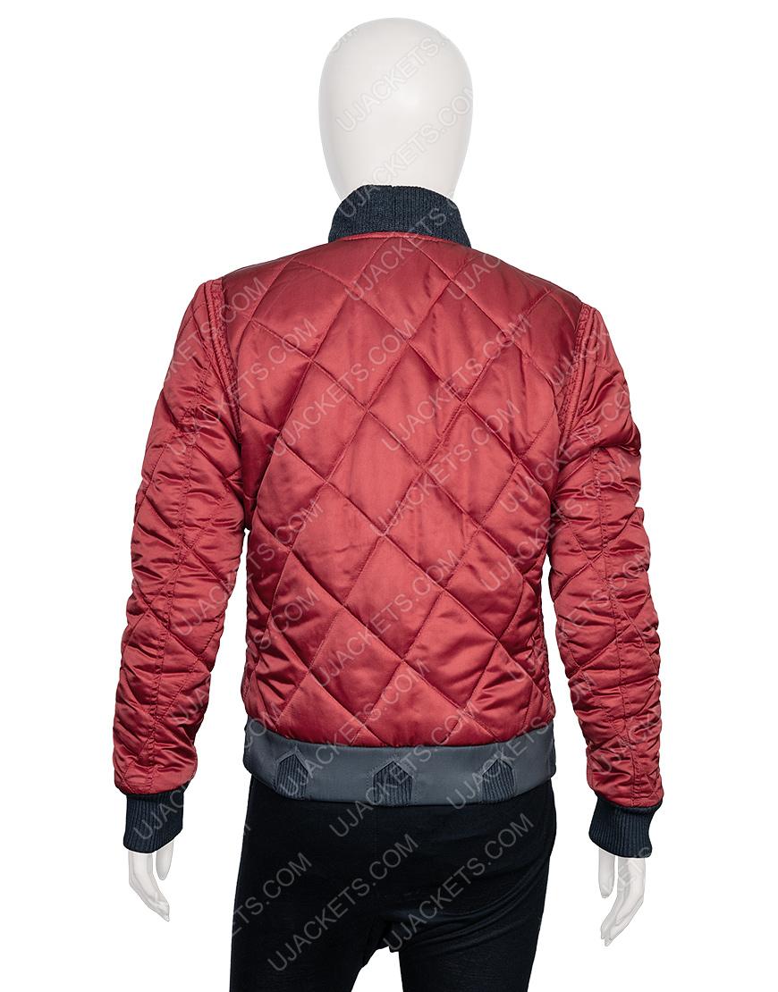 Raven Reyes The 100 Morgan Leather Jacket