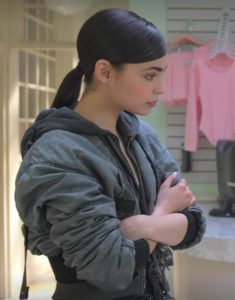 Sofia-Carson-Feel-The-Beat-Cropped-Jacket