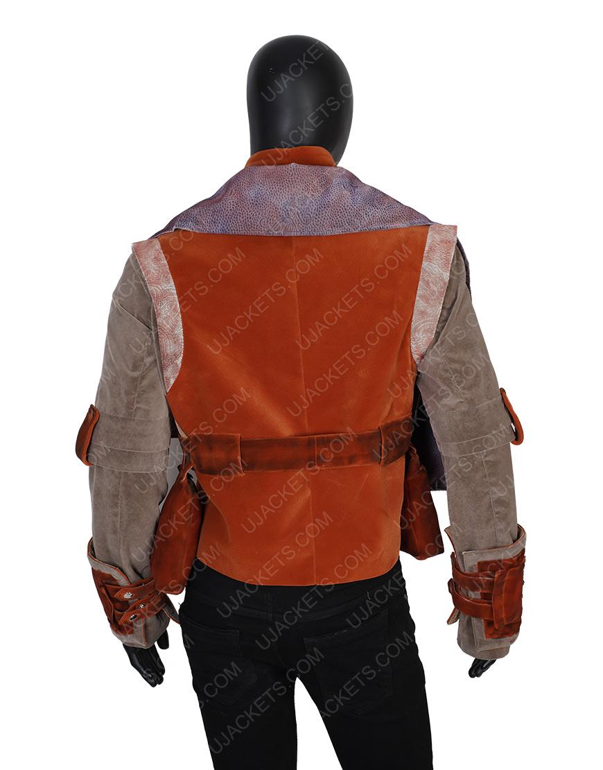 Star Wars The Mandalorian Nick Nolte Kuiil Vest