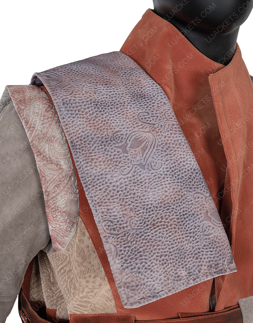 Star Wars The Mandalorian Nick Nolte Vest
