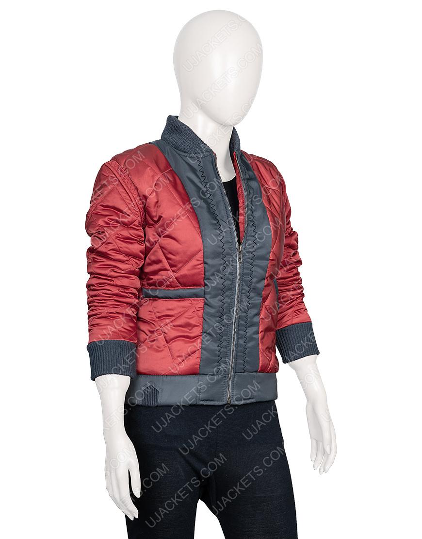 The 100 Raven Reyes Jacket