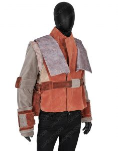 The Mandalorian Nick Nolte Brown Kuiil Vest