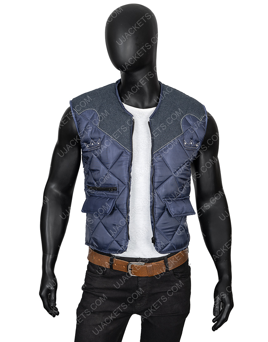 Video Game Far Cry 5 Joseph The Father Seed Leather Vest
