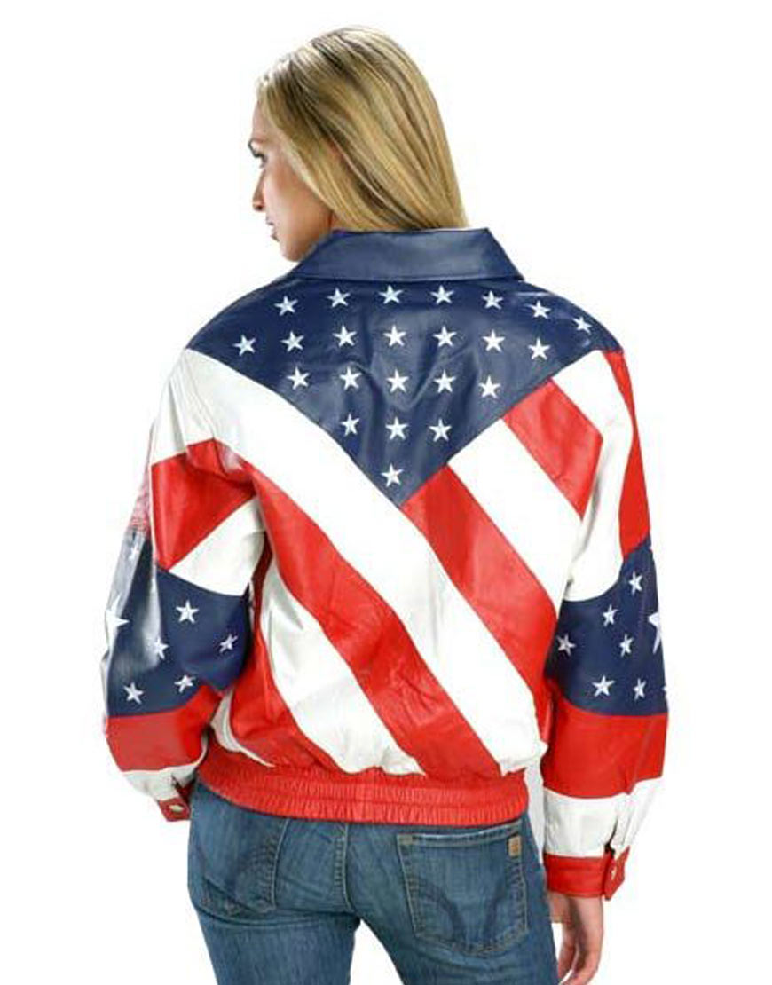 American-Flag-Womens-Leather-Jacket
