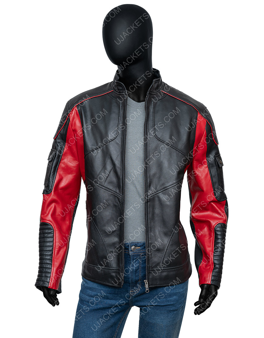 Arrow 6 David Ramsey John Diggle Padded Jacket