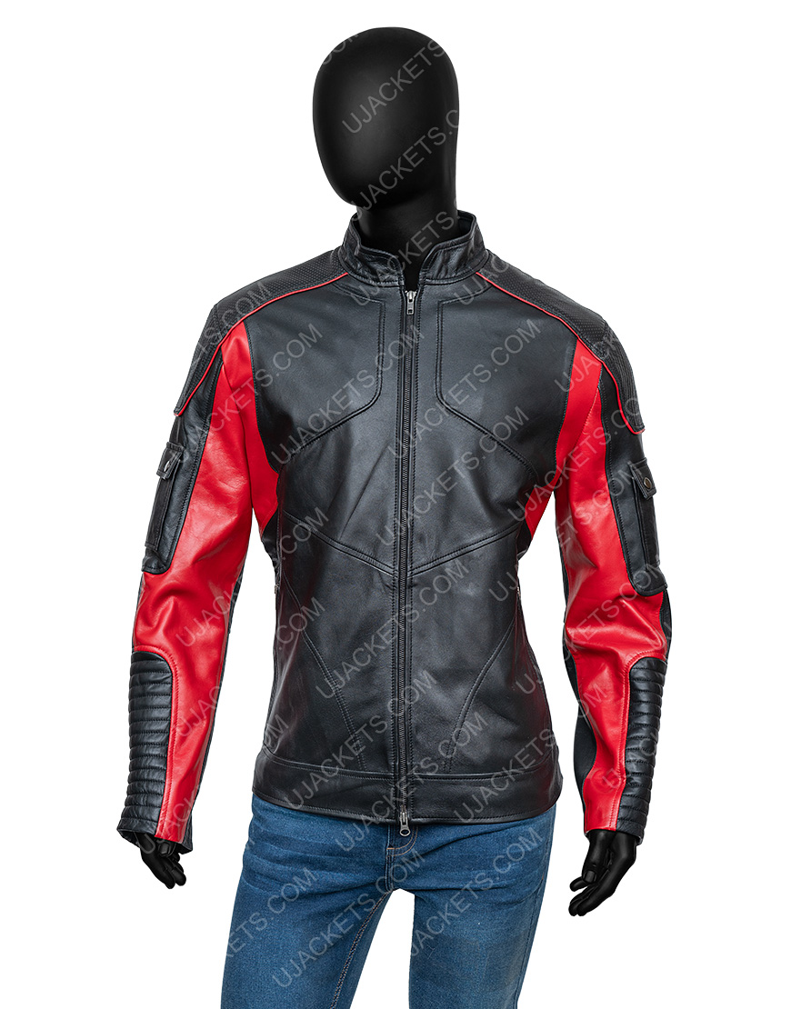 Arrow Season 6 David Ramsey John Diggle Padded Jacket