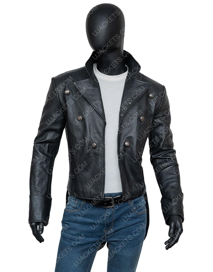 Bray Watt The Fiend Leather Jacket