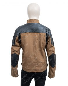 Charlize Theron The Old Guard Andy Cotton Jacket