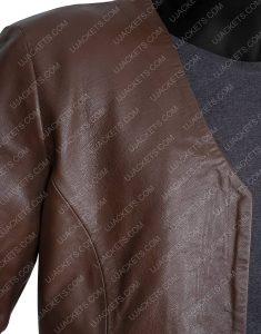 Cursed 2020 Gustaf Skarsgård Long Coat