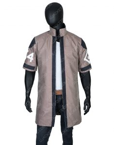 Detroit Become Human Video Game Markus Brown Coat