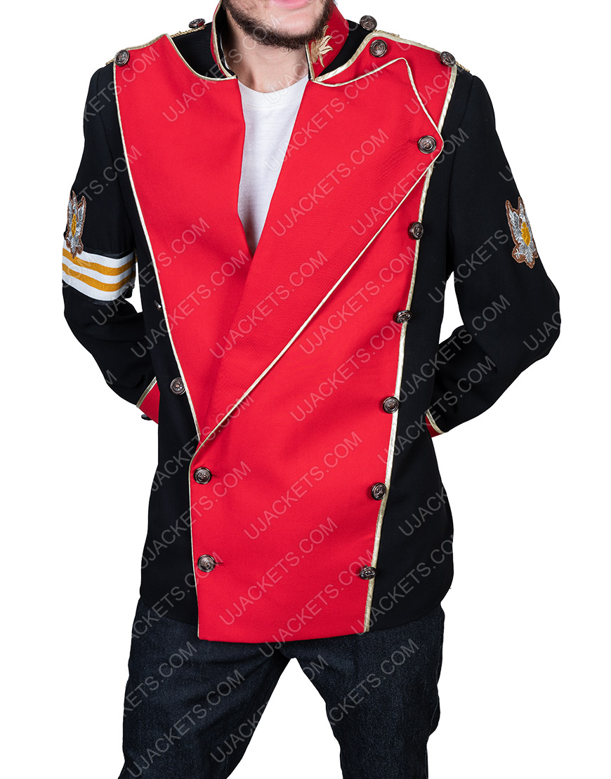 Double Breasted Michael Jackson Jacket