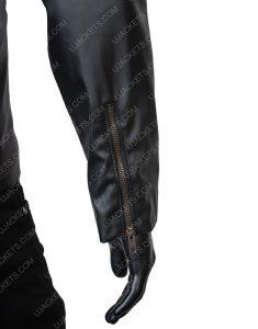 Elizabeth Taylor Michael Jackson Tribute Black Jacket