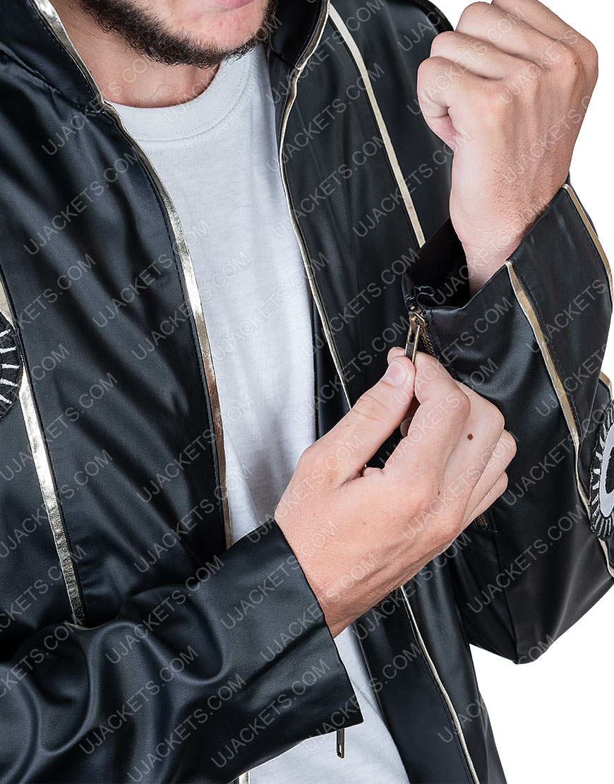 Elizabeth Taylor Michael Jackson Tribute Jacket