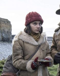 His-Dark-Materials-Dafne-Keen-Shearling-Hooded-Coat