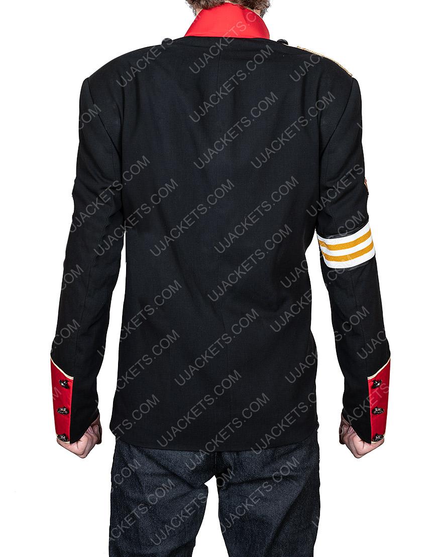 Jackson Double Breasted Cotton Jacket