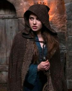 Katherine-Langford-Cursed-Nimue-Cloak