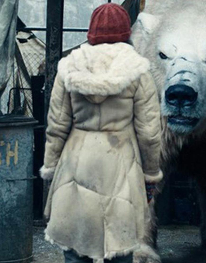 Lyra-Belacqua-His-Dark-Materials-Beige-Sheepskin-Coat