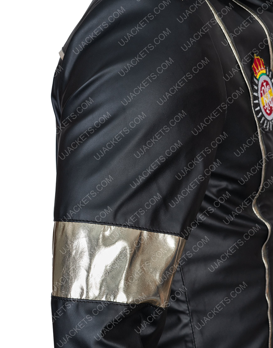 Michael Jackson Elizabeth Taylor Jacket