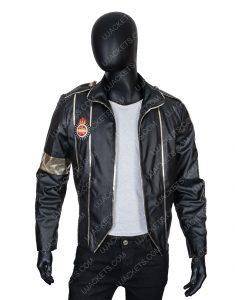Michael Jackson Elizabeth Taylor Tribute Black Jacket