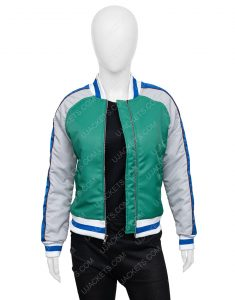 Nile The Old Guard Movie Kiki Layne Varsity Jacket