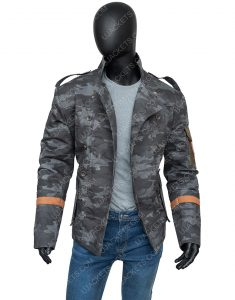 Resident Evil 6 Double Breasted Jake Muller Jacket