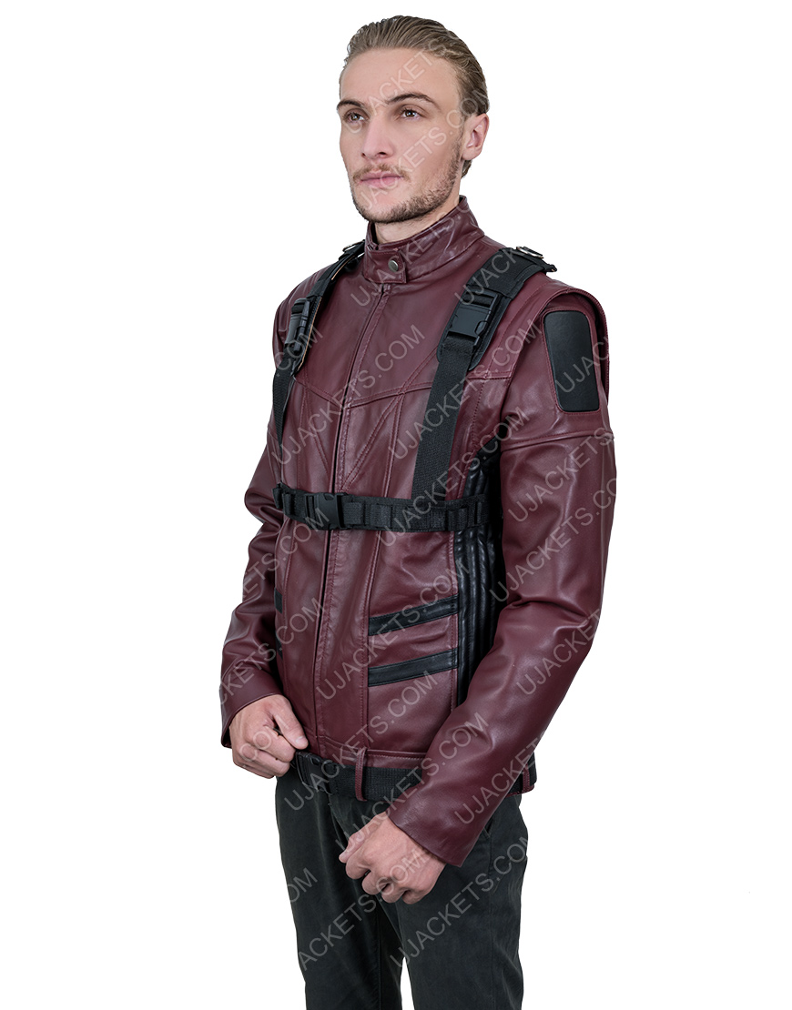Sebastian StanThe Falcon And The Winter Soldier Jacket