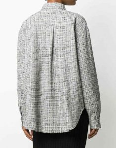 Selena-Gomez-Houndstooth-Shirt-Back