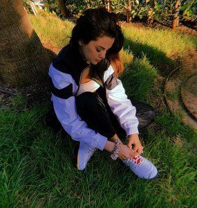 Selena Gomez Tracksuit
