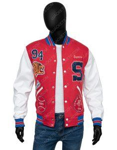 Supreme Tiger Varsity Jacket