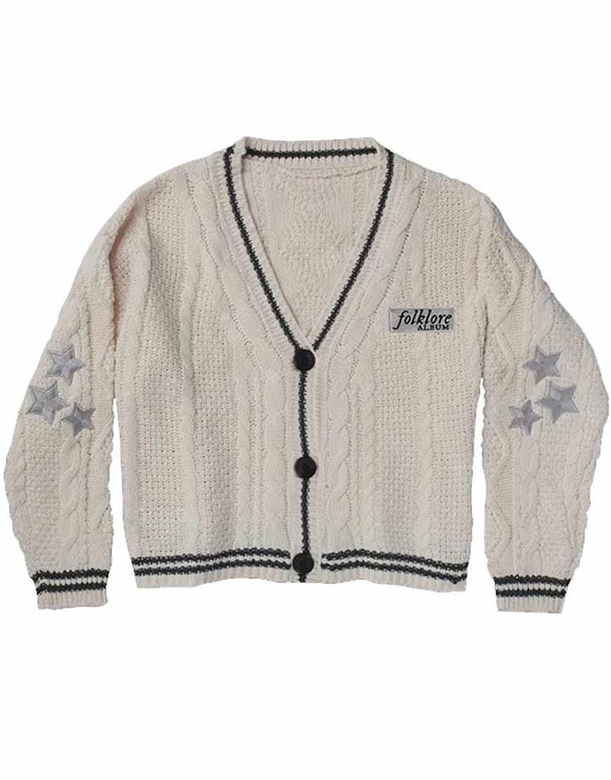 Taylor-Swift-Music-Video-Cardigan-Sweater