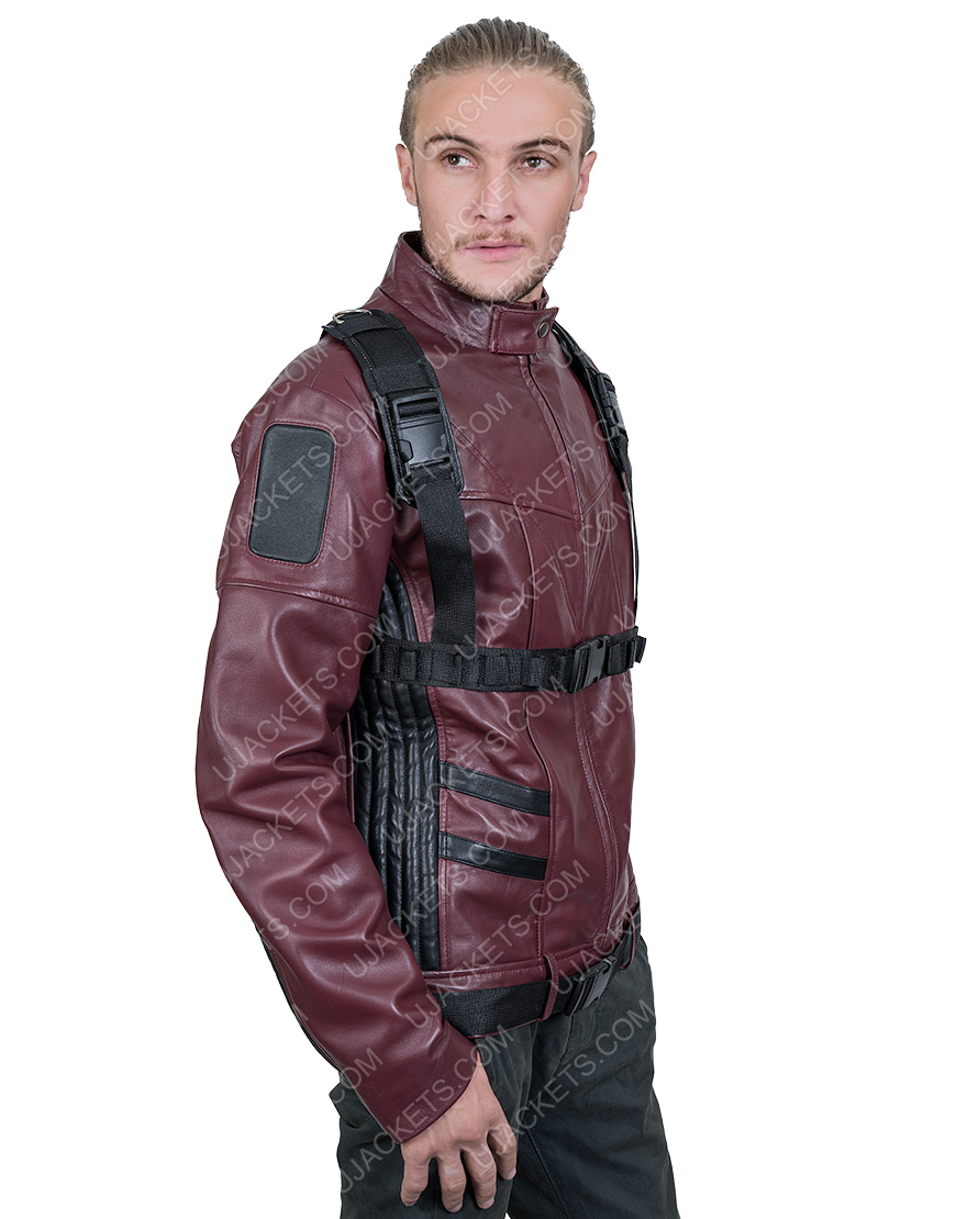 The Falcon And The Winter Soldier 2021 Bucky Barnes Jacket