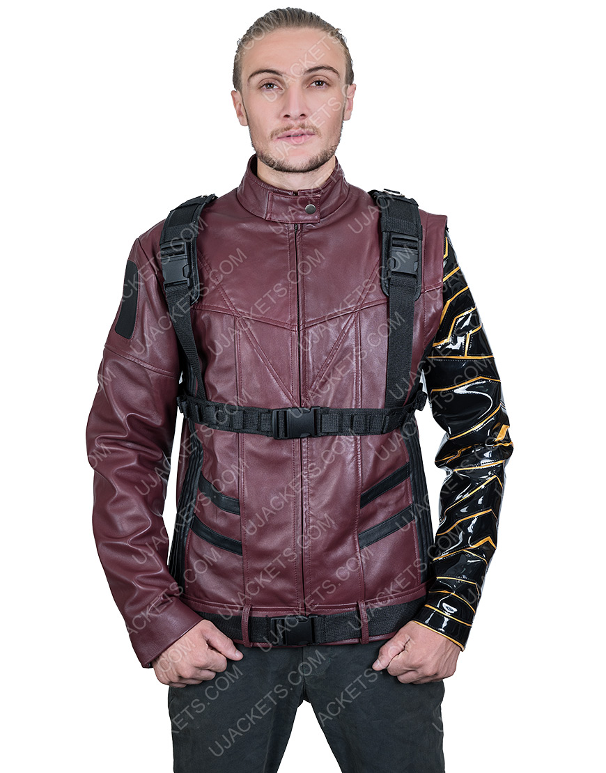 The Falcon And The Winter Soldier Bucky Barnes Jacket