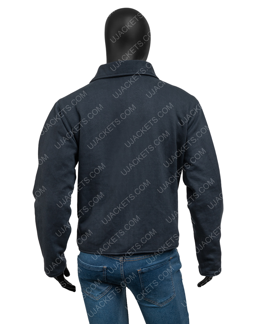 The Falcon & The Winter Soldier Sebastian Stan Event Jacket