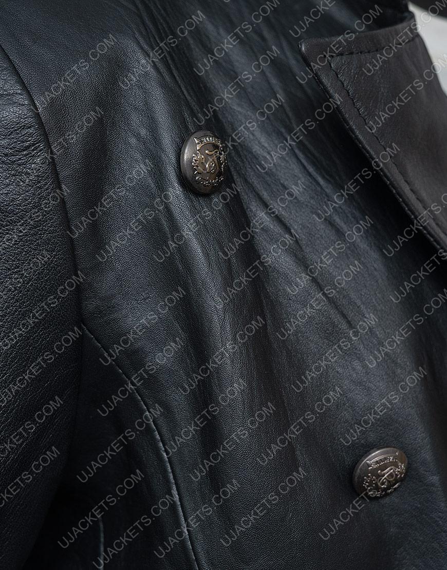 WWE Superstar Bray Watt The Fiend Black Jacket