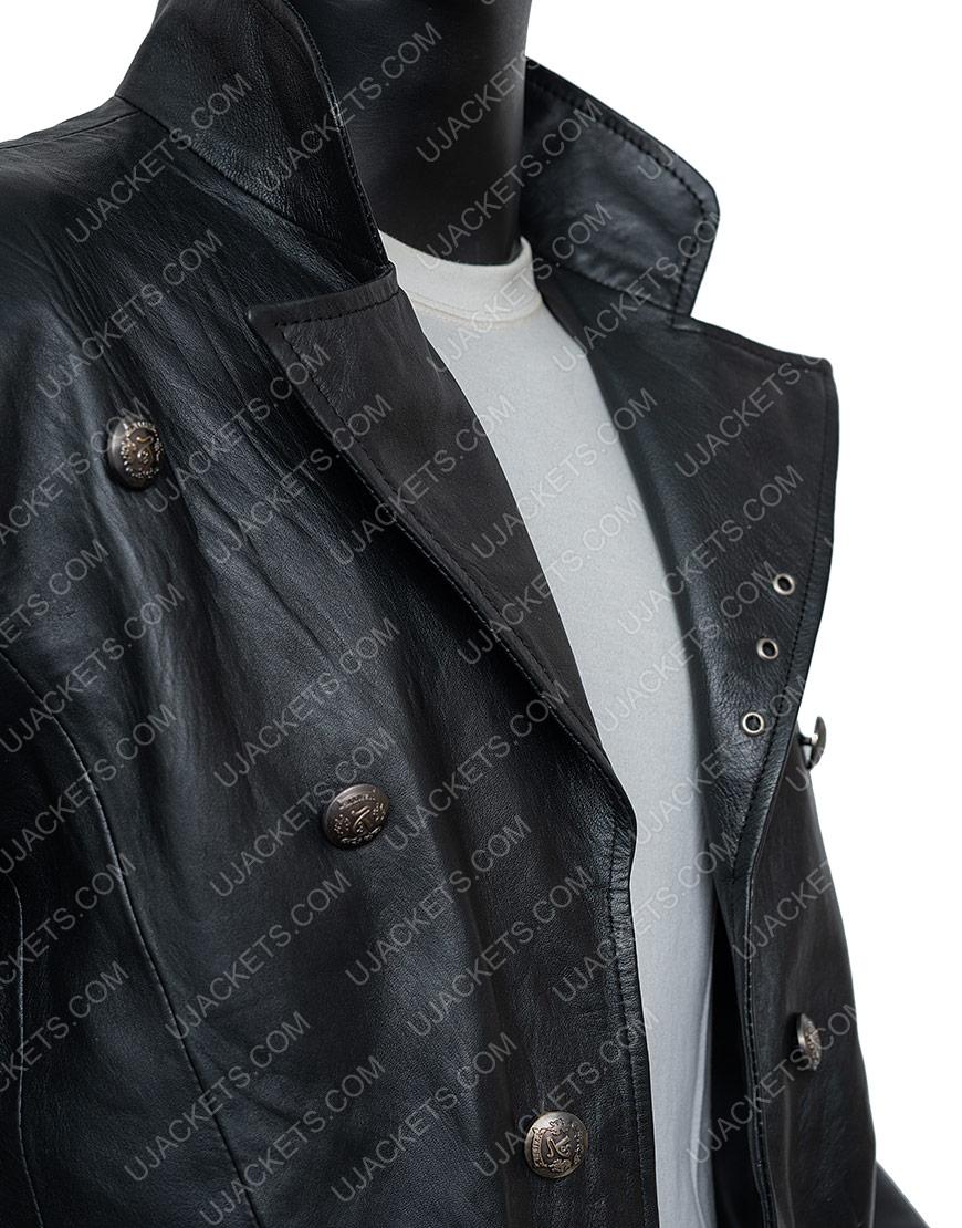 WWE Superstar Bray Watt The Fiend Leather Jacket