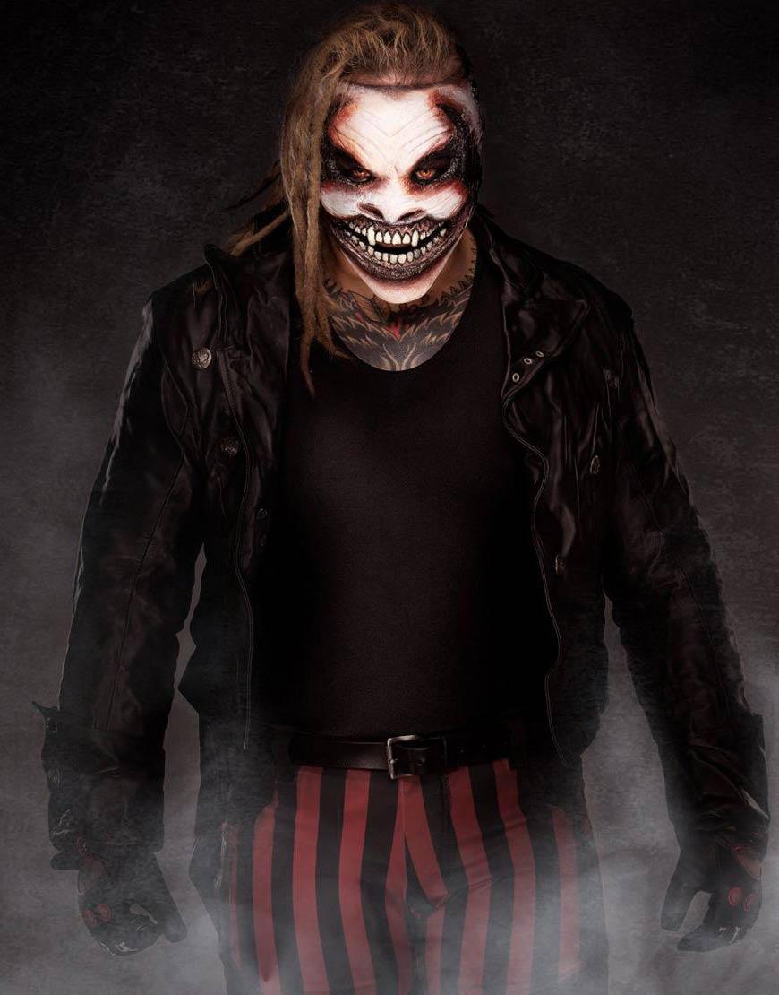 Bray Watt The Fiend Leather Jacket | WWE Superstar's ...