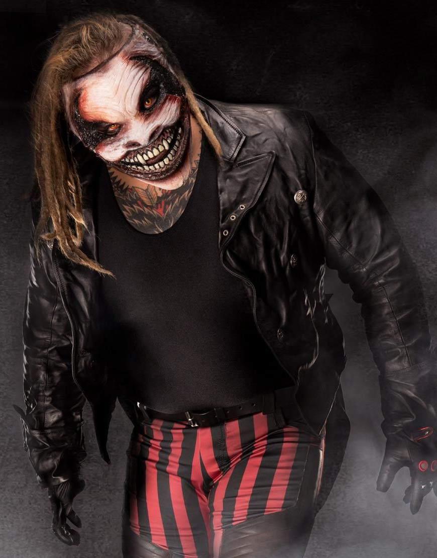 WWE-Superstar-bray-wyatt-the-fiend-Leather-Jacket