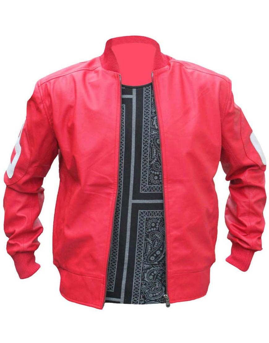 8-Ball-Pink-Leather-Bomber-Jacket