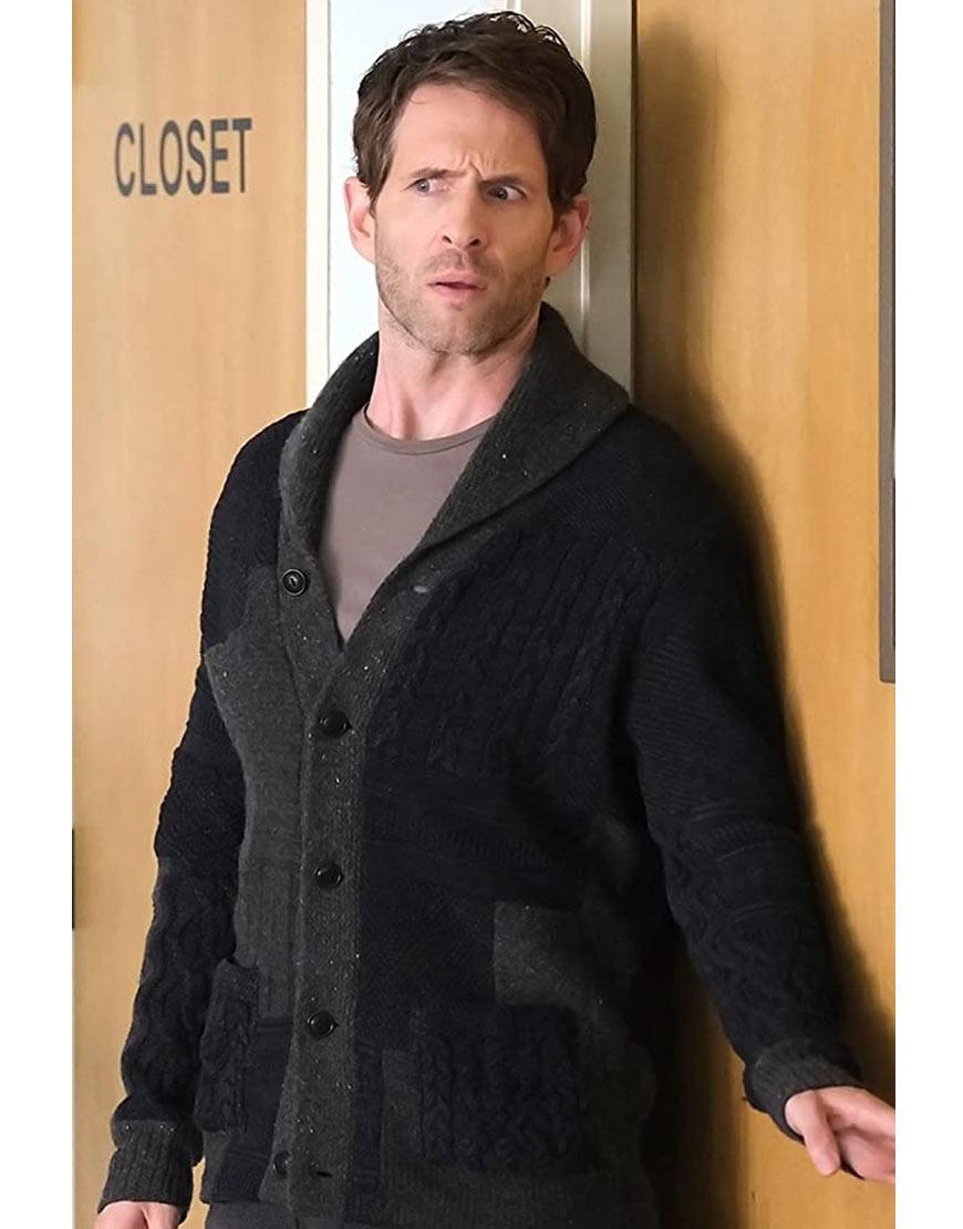 A.P.-Bio-Season-3-Glenn-Howerton-Woolen-Sweater