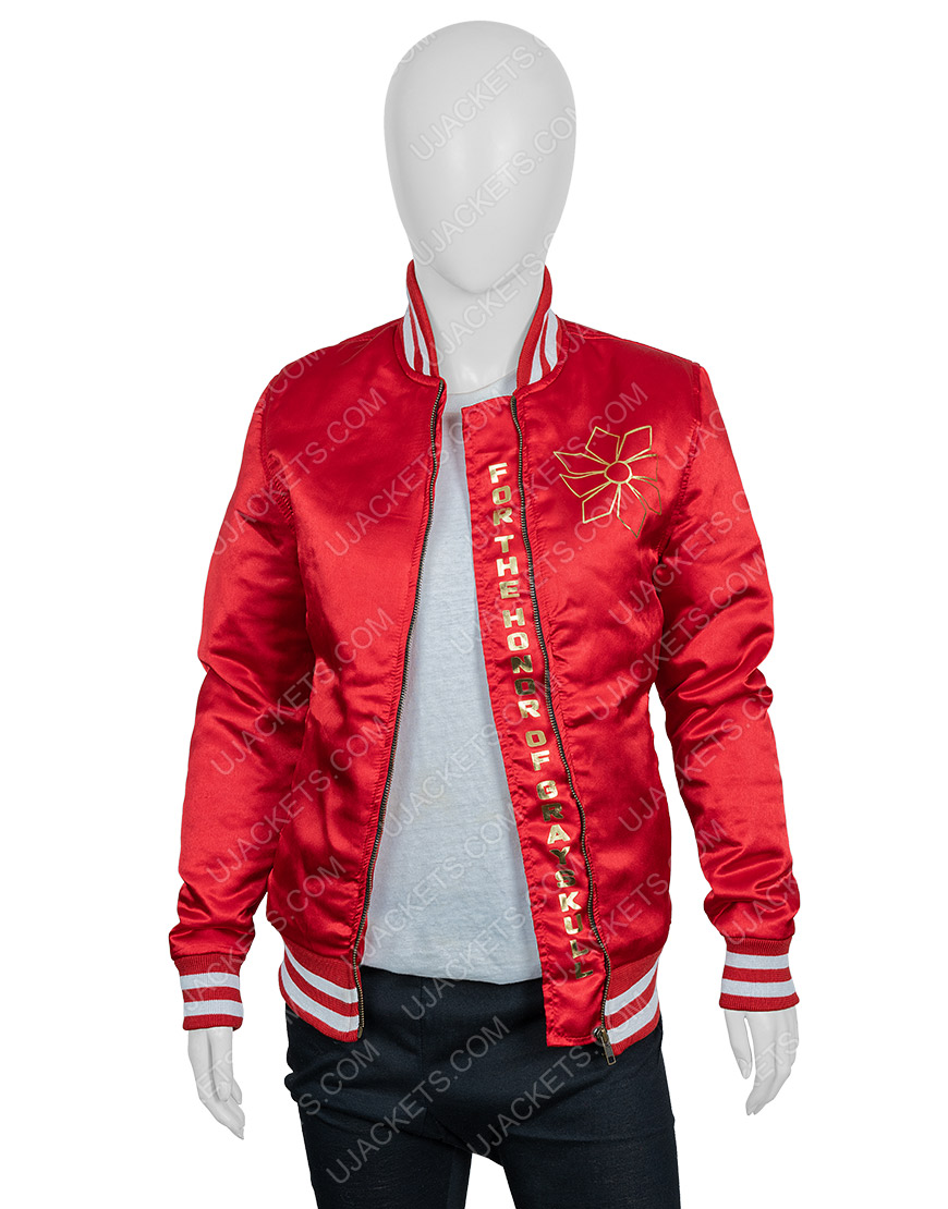 Aimee Carrero She-Ra and The Princesses of Power Adora Varsity Jacket