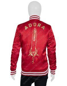 Aimee She-Ra and The Princesses of Power Adora Varsity Jacket