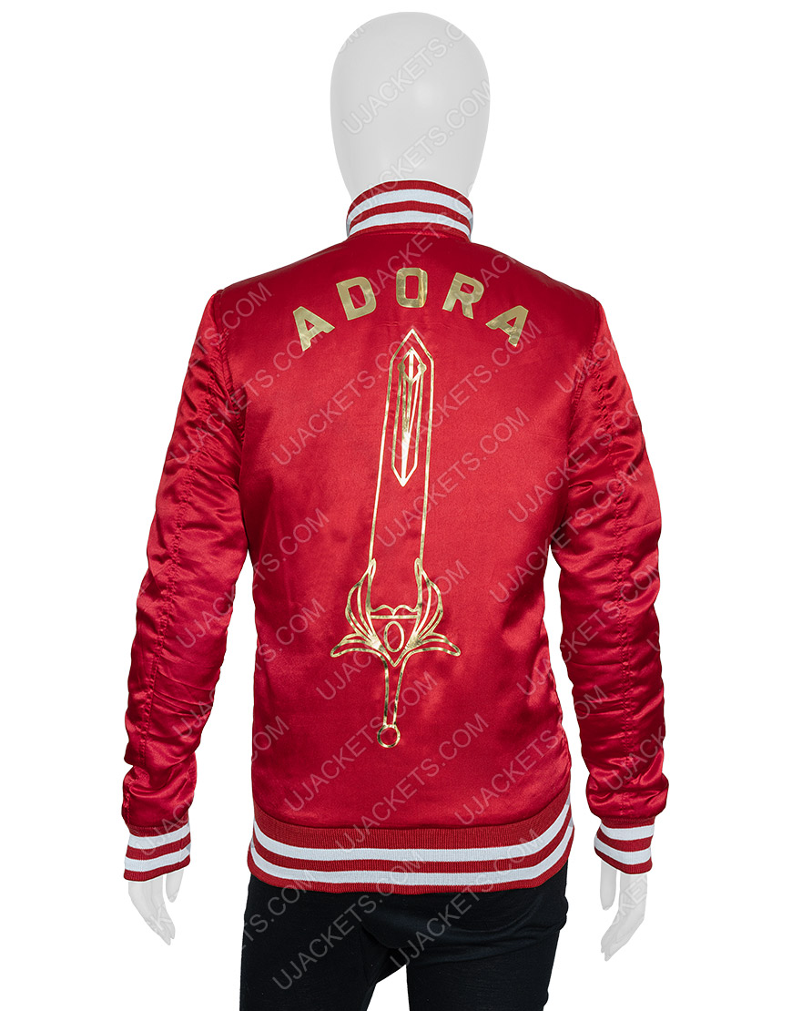 Aimee She-Ra and The Princesses of Power Adora Varsity Jacket