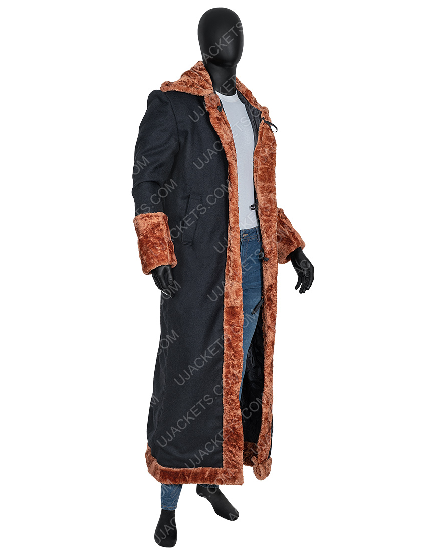 Anthony McCoy Candyman Long Coat